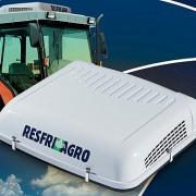 ResfriAgro - klimatizátor s integrovanou vodní nádrží - VELKÝ PANEL / 12V