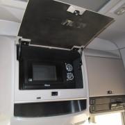 Mikrovlnná trouba TruckChef 24V verze STANDARD / s univerzální montážní sadou