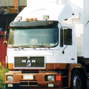 Sluneční clona MAN M2000/F2000, art. 5016A