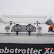 Vzduchová houkačka typu A402 - A402/80cm