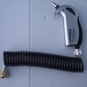 KP100 pistol na stlačený vzduch-IVECO - KP 100-IVECO-chrom