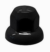 CBP40 černá plastová násada na šrouby - CBP40/33 plastová násada černá vel. 33
