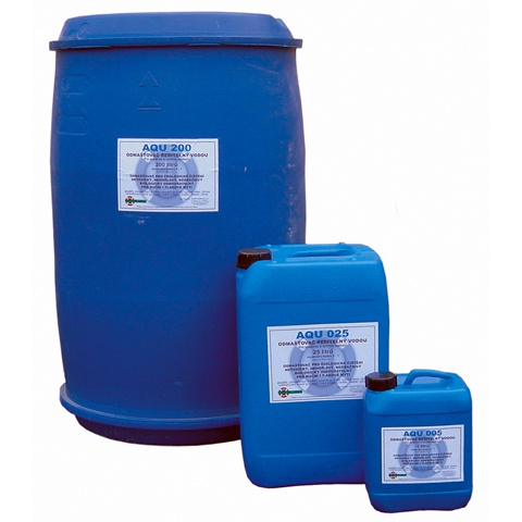 Odmašťovací kapalina AQ Plus - 200 litrů - AQ P200