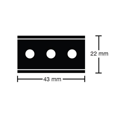 Náhradní čepele pro rozřezávač BN BRD - BN C1352