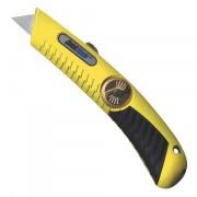 Pracovní nůž s výsuvnou polohovatelnou čepelí - BN QBR