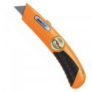 Celokovový bezpečnostní nůž s čepelí na pružině - BN RZ3