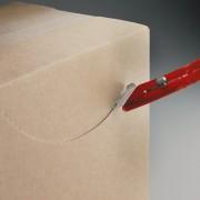 Bezpečnostní nůž pro leváky - červený - BN S4L