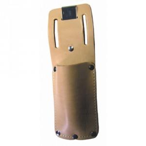 Kožené pouzdro se sponou a otvorem na opasek - BN UHL