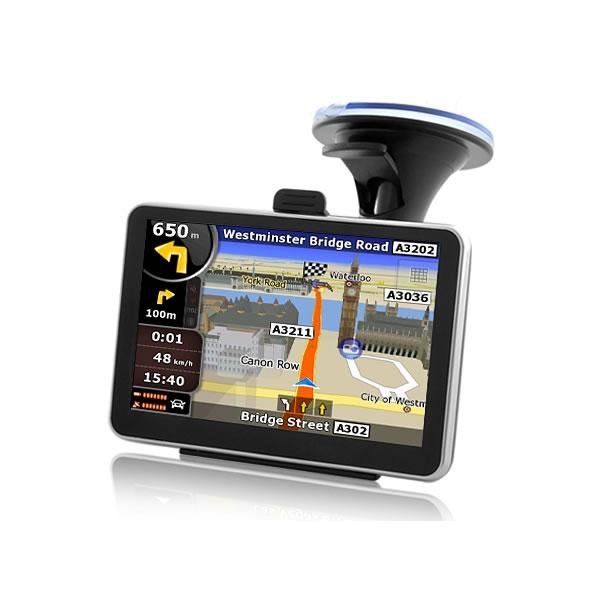 """4.3"""" GPS navigace s bluetooth, Truck / TIR"""