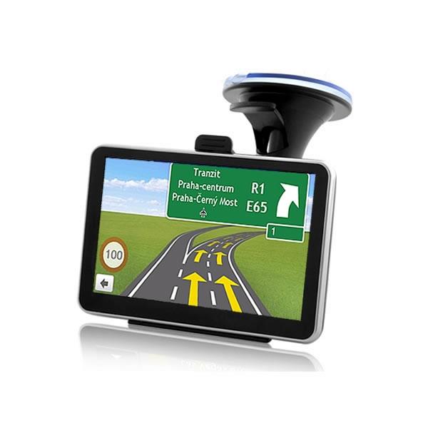 """Navigace 5.0"""" GPS - Truck / TIR - DS501T (DS)"""