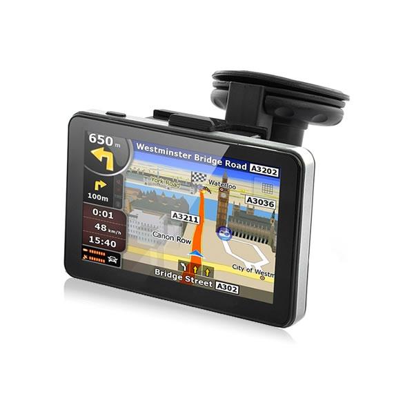 """Navigace 5.0"""" GPS - Truck / TIR - DS502T (DS)"""