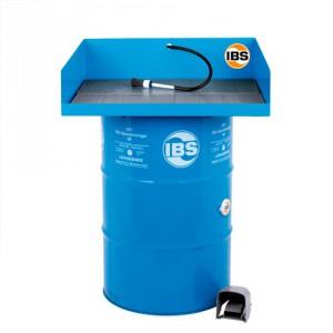 Jednoduchý mycí stůl na 200l sud - KP - MS 989934