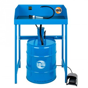 Stabilní mycí stůl malý - BK - 50 - MS 989935