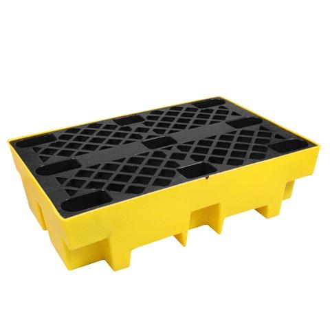 Záchytná paleta pro 2 sudy - PLN 3534