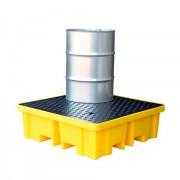 Záchytná paleta pro 4 sudy - PLN 3640