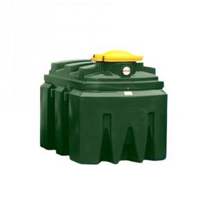 Dvouplášťová nádrž na použitý olej - PLN K1300