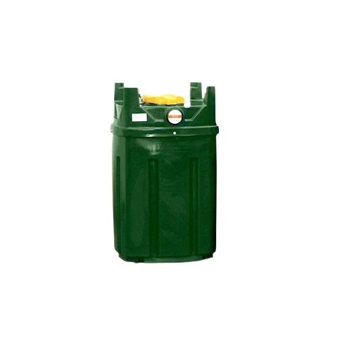 Dvouplášťová nádrž na použitý olej - PLN K200