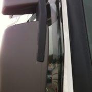 Aerodynamický kryt na boční okénko RENAULT T-RANGE