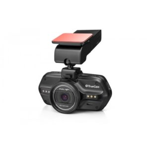 "2,7"" DVR TrueCam A5 Full HD - detektor radaru - GPS lokátor - LED přisvícení"