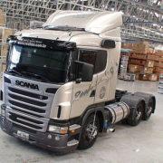 Klimatizace vodní - ResfriAr S-6 (střešní) pro kamiony, nákladní a pracovní vozy