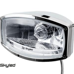 Světlomet / reflektor dálkový - Skyled Jumbo Ellipse - (bílý)