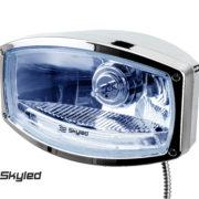 Světlomet / reflektor dálkový - Skyled Jumbo Ellipse - (modrý)