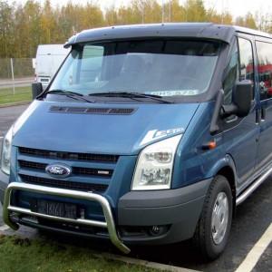 Sluneční clona Ford Transit 2000- / kat.č. 3033AB / pro všechny typy kabin !!