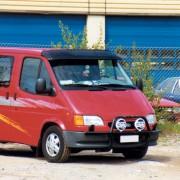 Sluneční clona Ford Transit 1986-1999 / kat.č. 3030AB