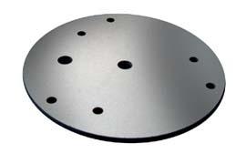 Deska k majákům na 3 šrouby BMPA / hliník