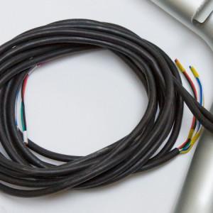 WH1/2 - instalovaná kabeláž pro 2 přídavné světlomety a jeden maják