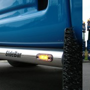 SIDEBAR / hliník / rozvor 6x2 3978mm