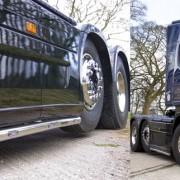 SIDEBAR / hliník / rozvor 6x2 3975mm