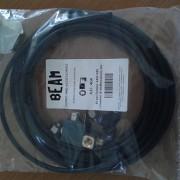 Kompletní montážní sada A51/404 pro instalaci zvukové houkačky A402/BEK!