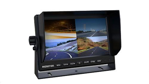 "TOPCAM LCD  Monitor 7"""