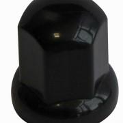 CBP80 sada 20 kusů černých plastových násad (5,5 cm) na šrouby vel. 33