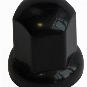 CBP80 sada 20 kusů černých plastových násad (5,5 cm) na šrouby vel. 32