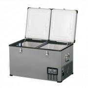 Lednice TB65DD Steel - kompresorová autochladnička od Indel B (65 litrů) 12/24/230V