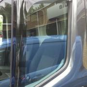 Aerodynamický kryt na boční okénko Ford Transit 2014- / kat.č. 8605