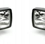 Reflektor MODUL 120 s potkávacím světlem a se směrovými světly (levý)