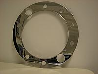 Ozdobný prstenec na zadní disk Simulator America