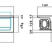 Lednička V26 – Vitrifrigo – kompresorová, VOLVO FH3