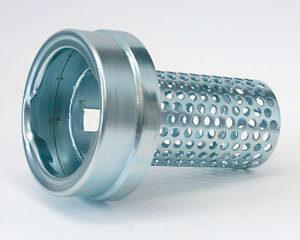 Zabezpečení hrdla nádrže - průměr 80 mm