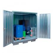 Ekosklad nebezpečných látek s nucenou ventilací, 2 × 2 - H61-2102-LK
