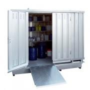 Ekosklad se samovolnou ventilací, 3 × 2 - H63-1102-A