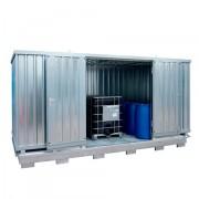 Ekosklad se samovolnou ventilací, 5 × 2 - H63-1104-A