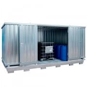 Ekosklad se samovolnou ventilací, 6 × 3 - H63-1109-C