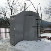 NPN KOMPAKT - ocelová nádrž