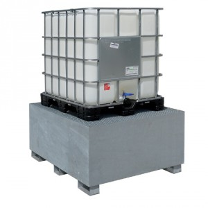 Záchytná paleta pod IBC kontejner - PLN 2800