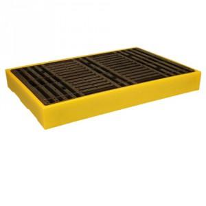 Záchytná podlaha pro 2 sudy - PLN 3204