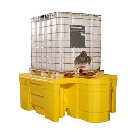 Polyetylenová záchytná vana pod IBC kontejner - PLN 3805